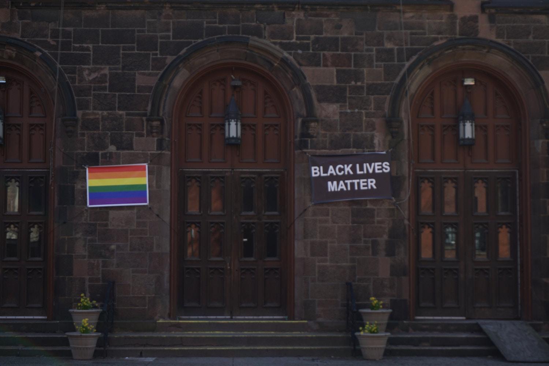 Black Lives Matter + Pride