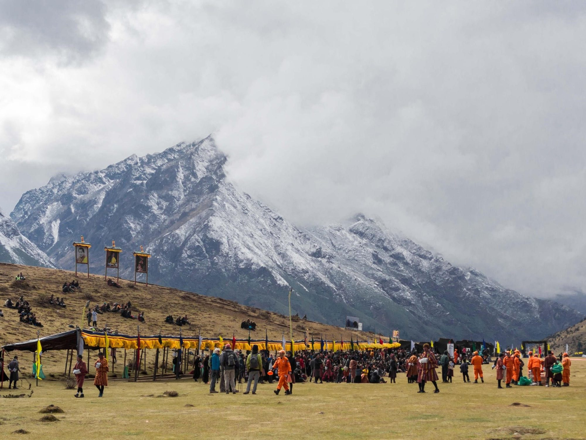 Royal Highlander Festival, Bhutan