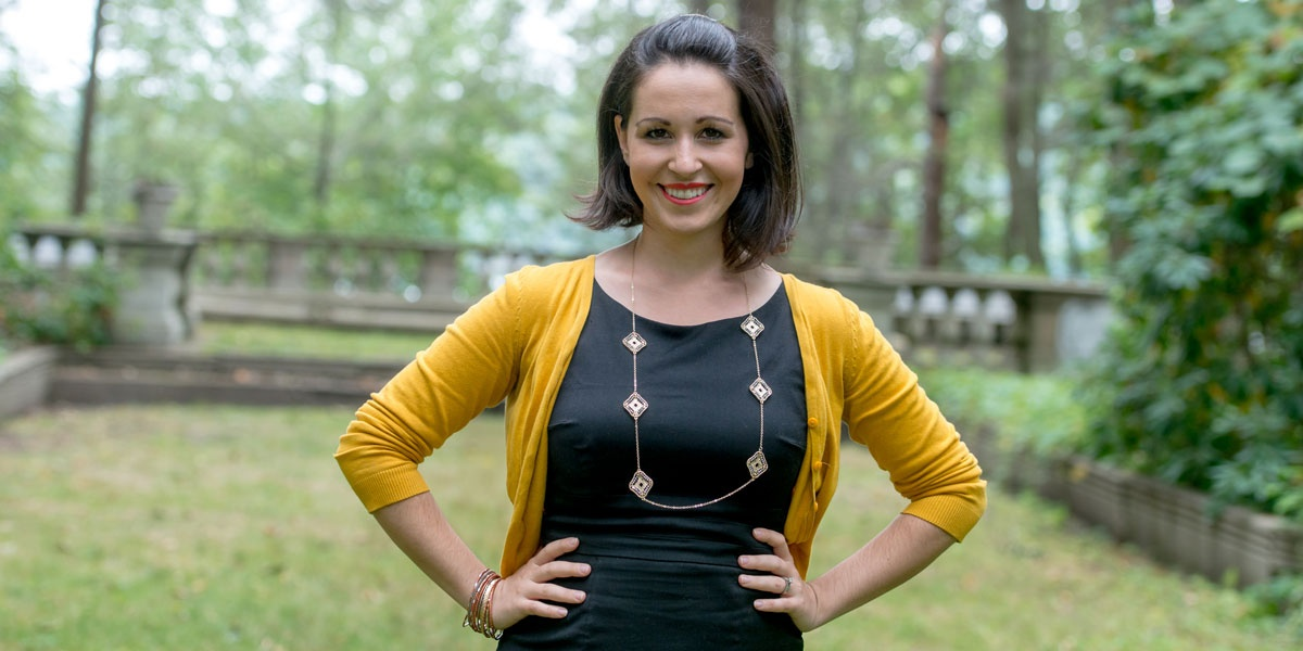 Beth Santos Founder and CEO of Wanderful