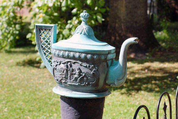 Edenton Teapot