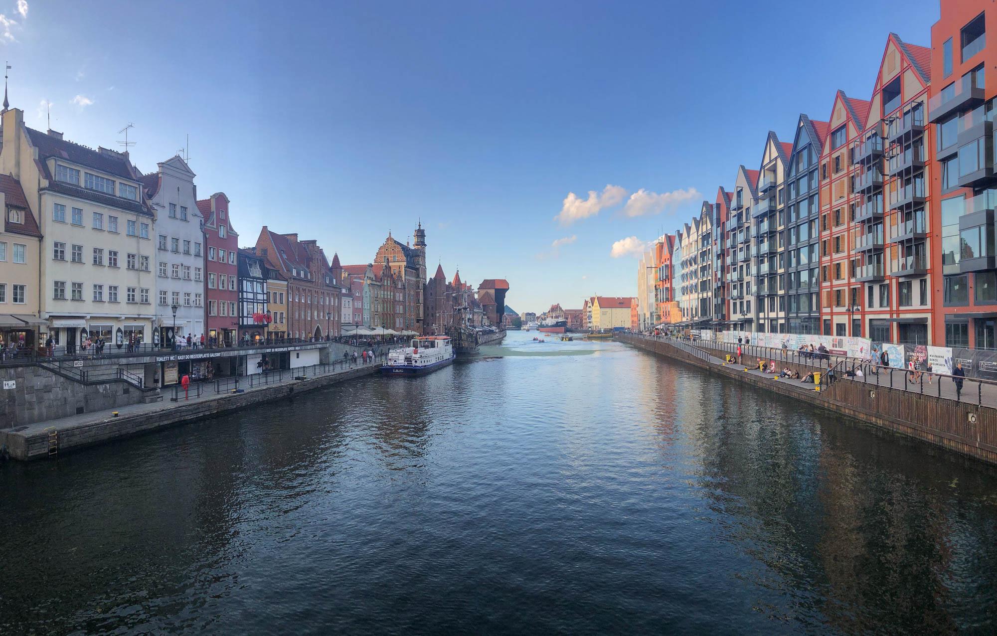 Gdansk Poland is a unique travel destination for 2020