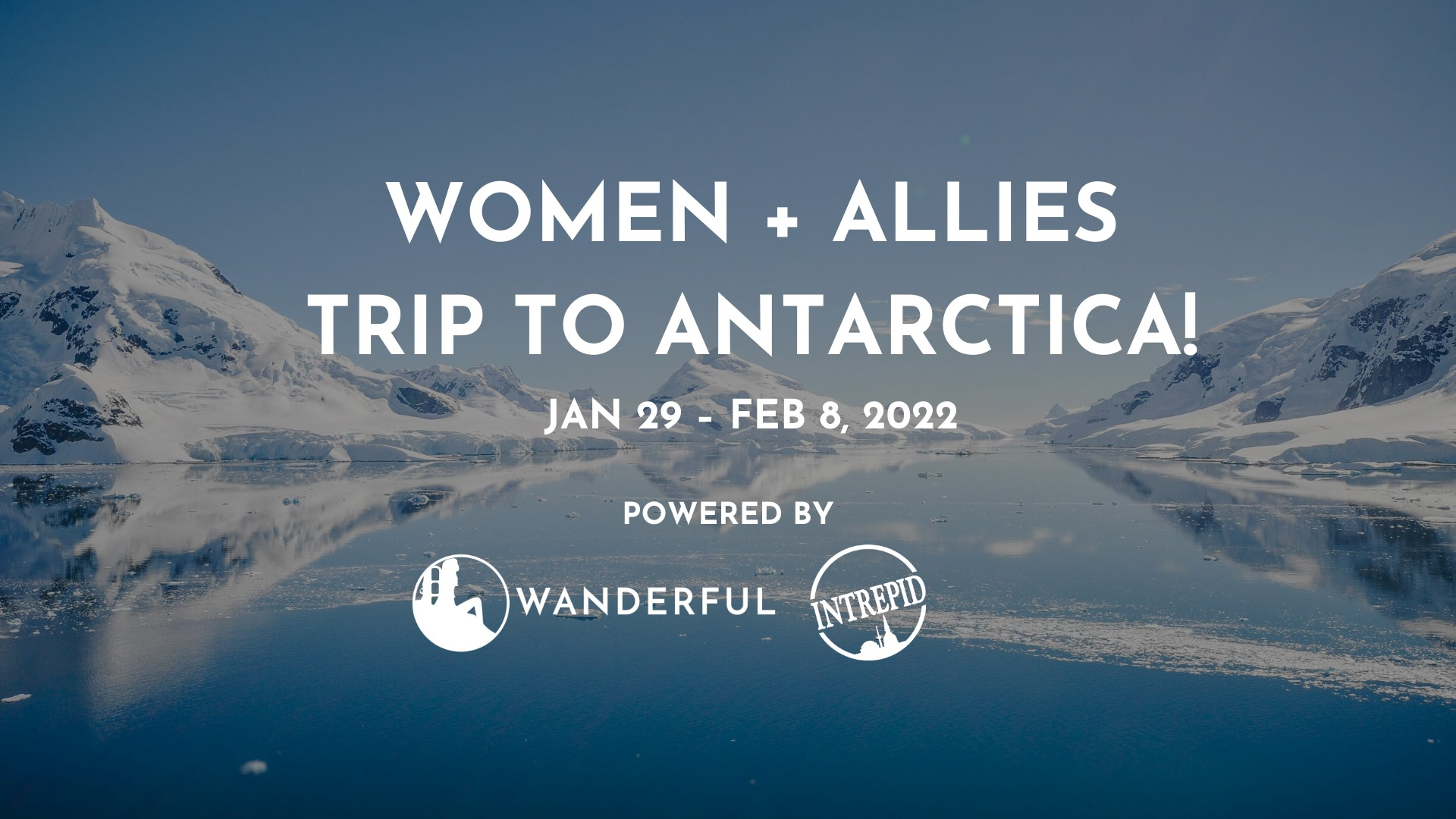 Wanderful trip to Antarctica