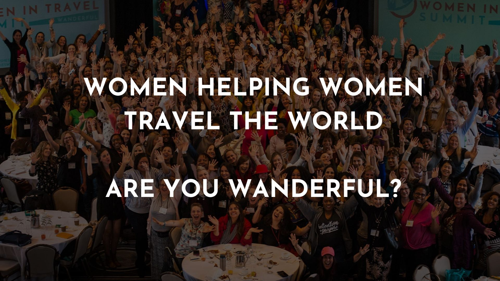 Join Wanderful the international community of women who travel