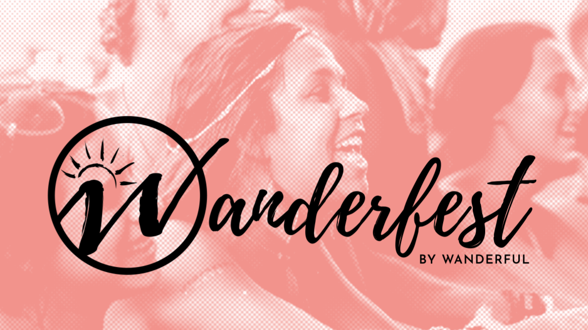 Wanderfest travel festival for women by Wanderful
