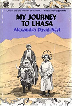 My Journey to Lhasa book cover
