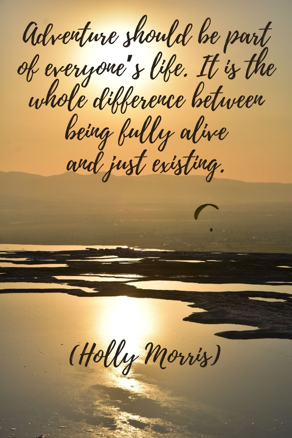 travel quotes by Holly Morris