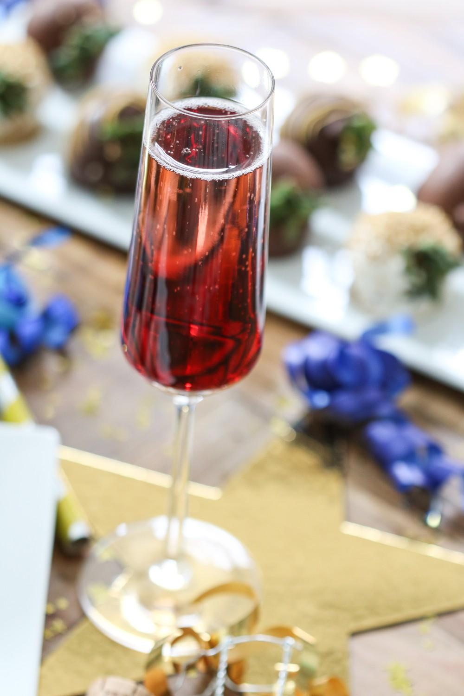 Cherry Yuzu Bellini Credit to Shari's Berries