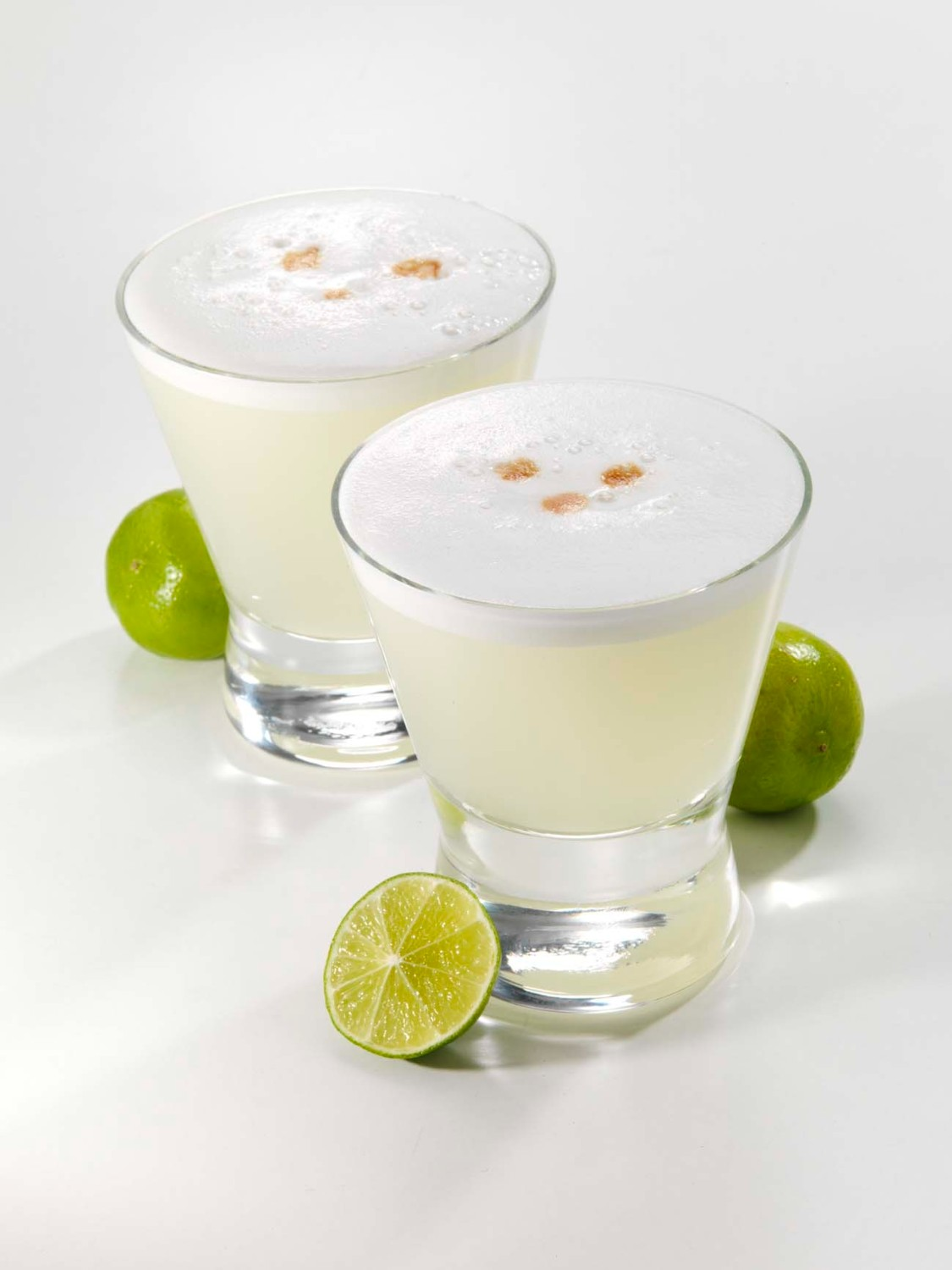 Pisco Sour cocktail from Peru