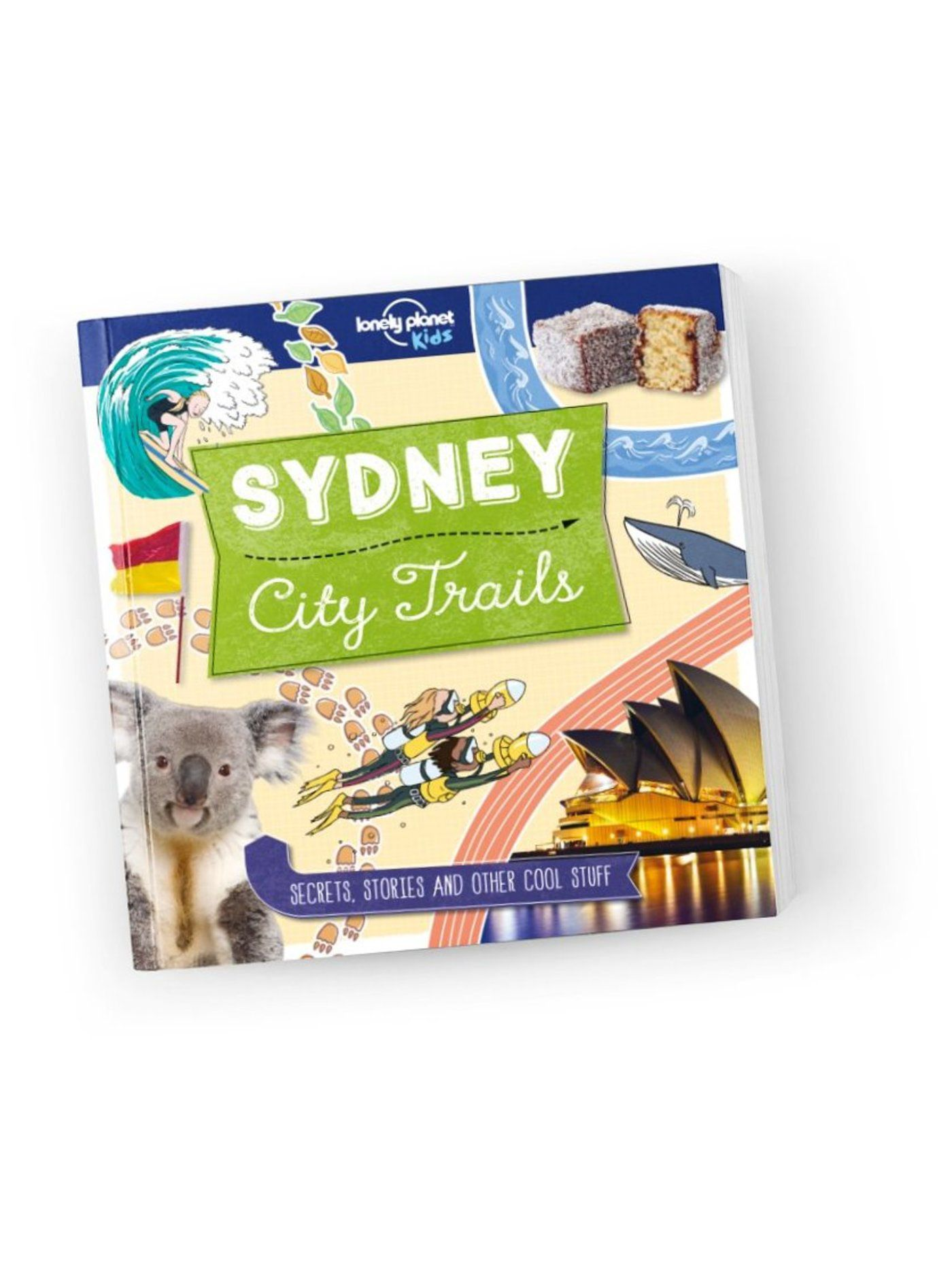 Lonely Planet City Trails Sydney book