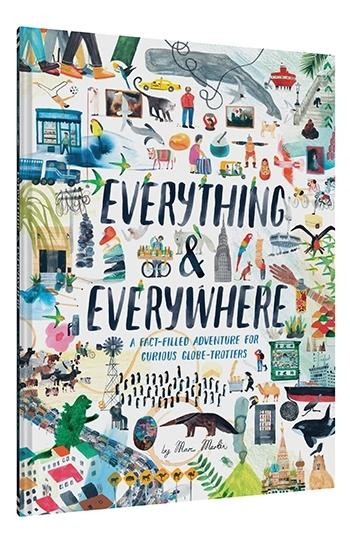 Everything & Everywhere kids book