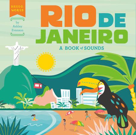 Hello World Rio de Janeiro book