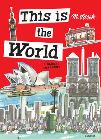 This is the World - kids book cover image