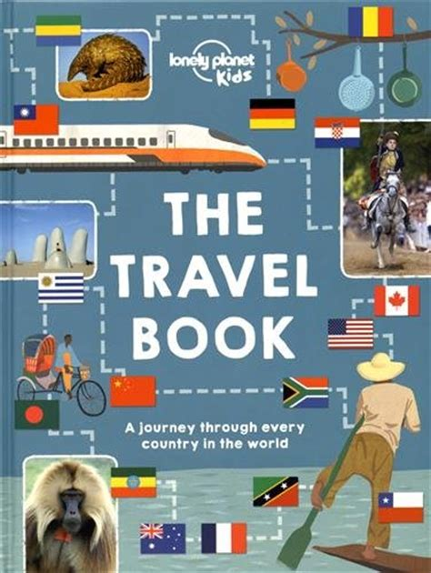 Lonely Planet Kids: The Travel Book