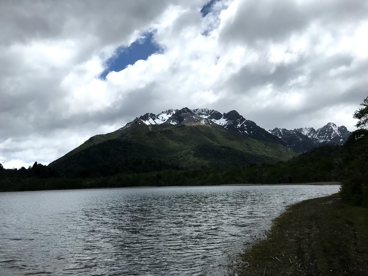 One of the best day hikes in Patagonia, Laguna Espejo in El Hoyo, Argentina