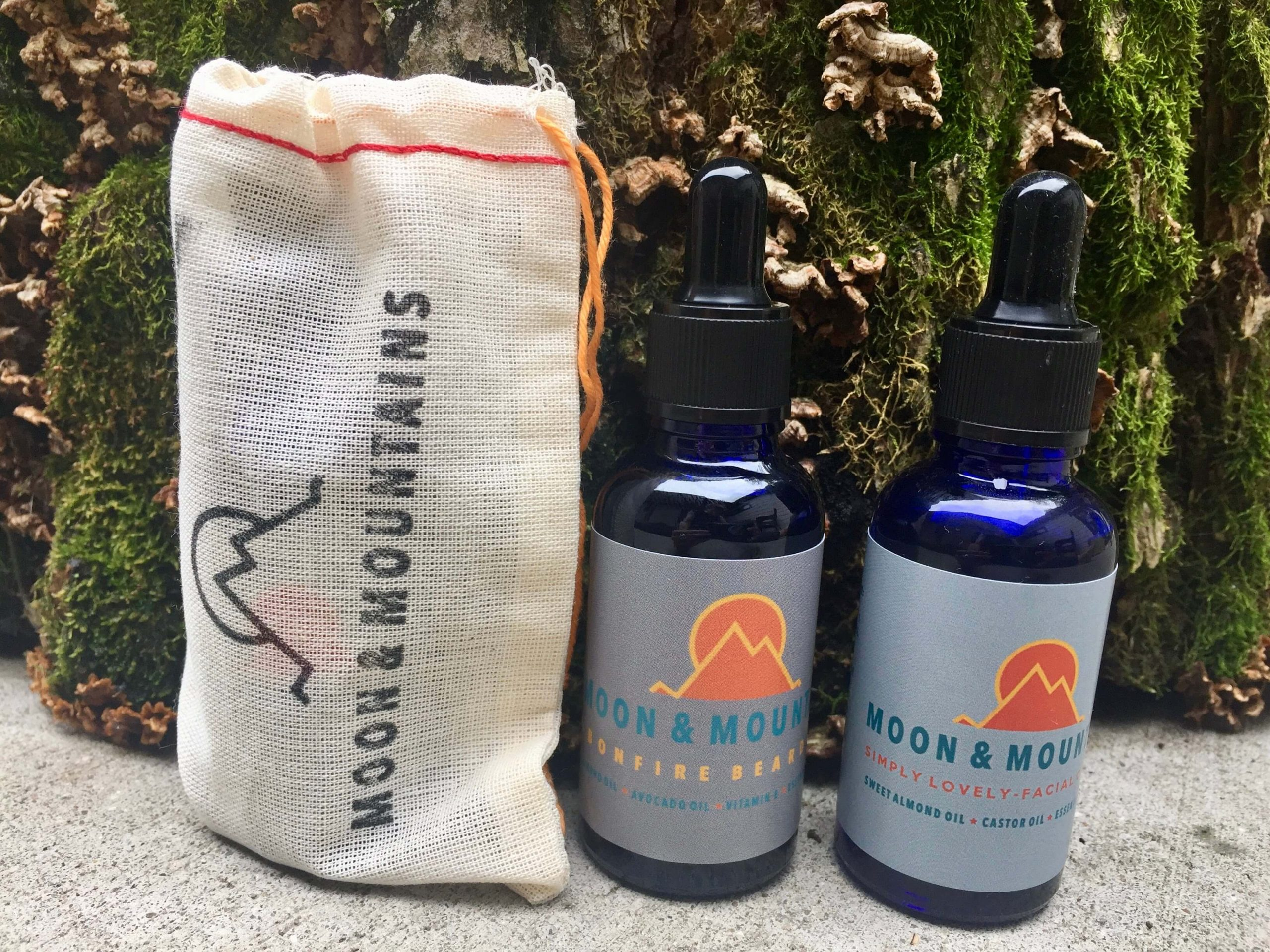 Moon & Mountains Simply Lovely Facial Oil Wash