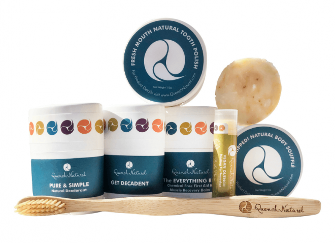 Quench & Go Travel Kit for Eco-Conscious Travelers