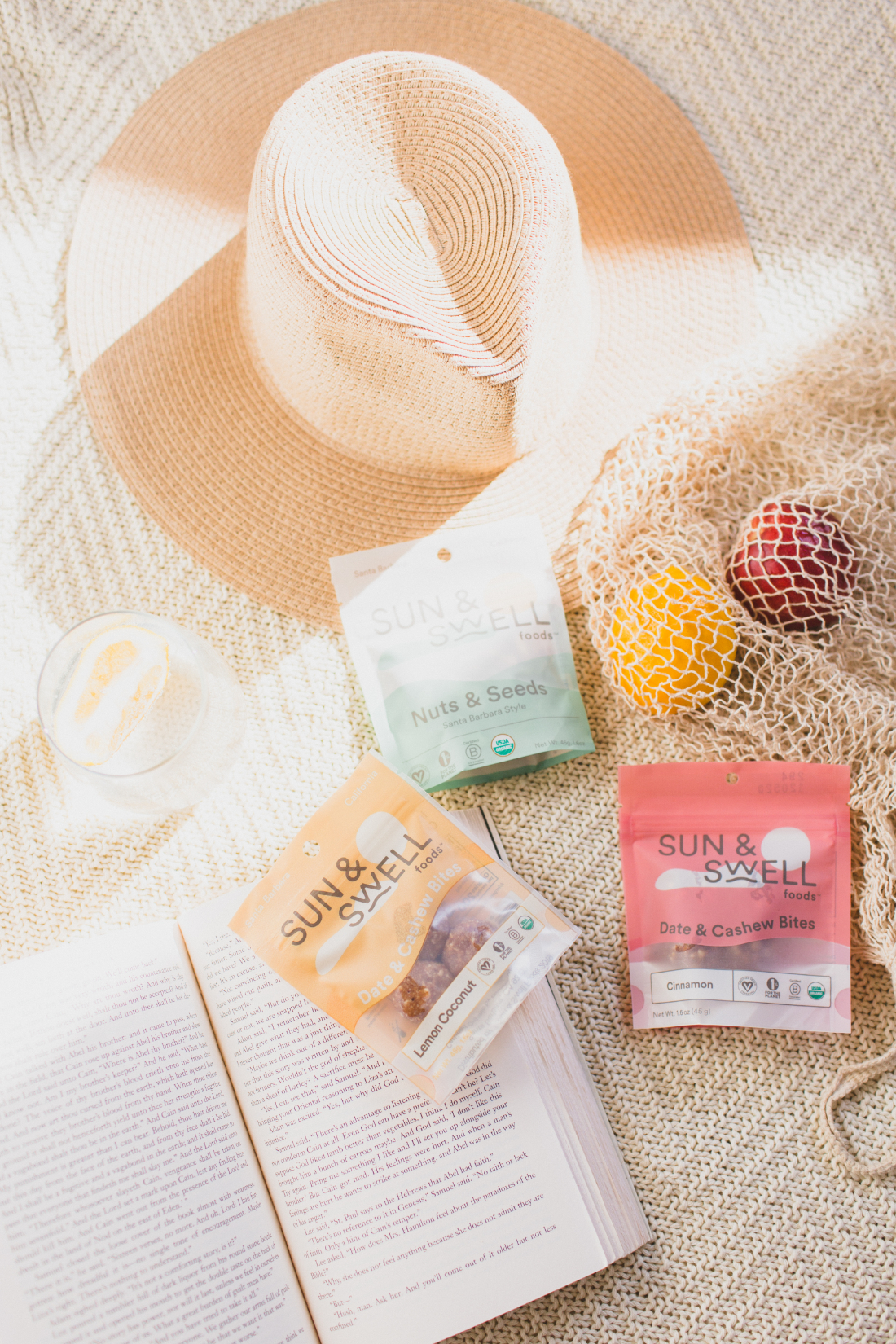 Sun & Swell snack pack