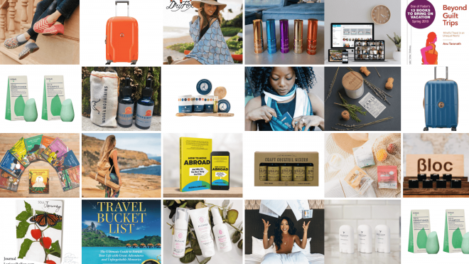 gifts for women who love travel - Wanderful gift guide and giveaway products 2020